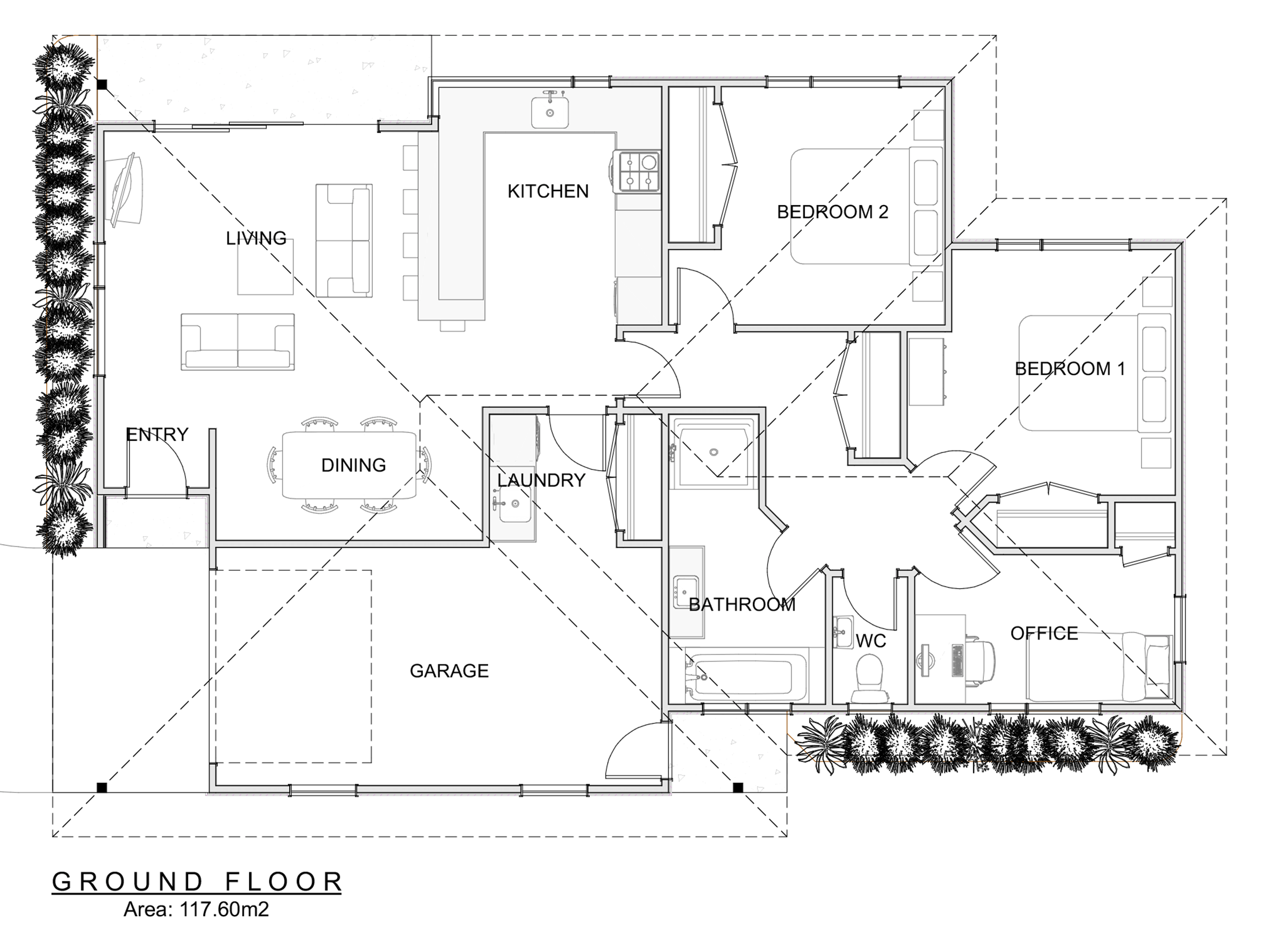 freedom homes dannevirke floor plan